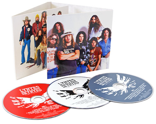 Lynyrd Skynyrd Playlist + Plus (3 CD) Серия: Playlist + Plus инфо 660k.