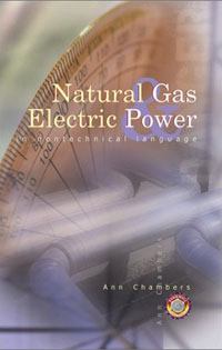 Natural Gas & Electric Power in Nontechnical Language Автор Энн Чамберс Ann Chambers инфо 2569a.